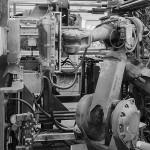 Intégration de robot dans un poste de noyautage entièrement automatisé