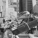 Poste d'enduction robotisé